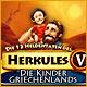 Die 12 Heldentaten des Herkules V: Die Kinder Griechenlands. Rette die Kinder, die der Gott Ares entf�hrt hat, zusammen mit Herkules! Du musst Dich beeilen, denn Ares stellt eine Armee zusammen, um die Welt zu erobern!