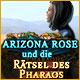 Arizona Rose und die R�tsel des Pharaos. Ein neues Mysterium bringt Arizona Rose zu einem versteckten Tempel und ihrem, bis jetzt, aufregendsten Abenteuer. L�se die R�tsel, um ein antikes Mysterium zu entwirren!