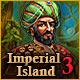 Imperial Island 3. Eine Invasion hat Imperator Omadan in ein anderes Land gebracht. Hilf ihm beim Aufbau eines neuen Imperiums.