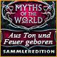 Myths of the World: Aus Ton und Feuer geboren Sammleredition. Dein Vater wurde verhaftet und jetzt liegt es an Dir, ihn und Prag vor finsteren Mächten zu retten.