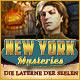 New York Mysteries: Die Laterne der Seelen. Dunkelheit senkt sichüber das Lichtermeer New Yorks! Eine Frau wird ermordet. Doch das ist erst der Anfang ...