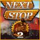 Next Stop 2. Margaret braucht Hilfe, ihren Lohn bei der Bank abzubezahlen, indem sie die kaputte Eisenbahnschienen repariert und eine neue Stadt errichtet.