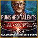 Punished Talents: Giftige Verschw�rung Sammleredition. Ein M�rder treibt sich in einem abgelegenen Schloss herum. Finde ihn, bevor er wieder zuschl�gt!