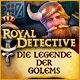 Royal Detective: Die Legende der Golems. Die kleine Stadt Glanville wird von Golems bedroht. Doch wer hat sie erschaffen?