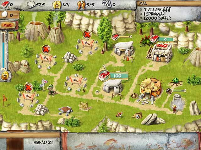 The Timebuilders: Caveman's Prophecy img