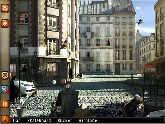 A Vampire Romance: Paris Stories | Free Download PC/Mac Game Screen 1