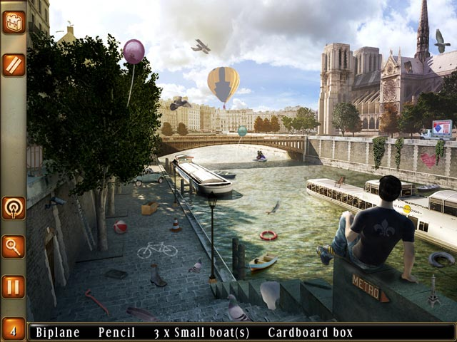 A Vampire Romance: Paris Stories - Full PC/Mac Game Image 3