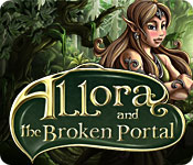Allora and The Broken Portal - Mac game free download