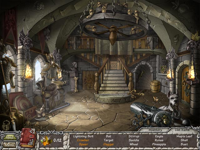 Allora and The Broken Portal - Mac game free download Screenshot 1