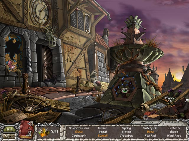 Allora and The Broken Portal - Mac game free download Screenshot 2