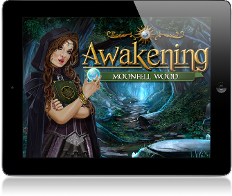 Awakening: Moonfell Wood HD for iPad
