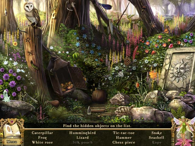 Awakening: Moonfell Wood for iPad and iPhone Screenshot 1