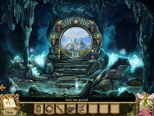 Awakening: Moonfell Wood for iPad and iPhone Screenshot 3