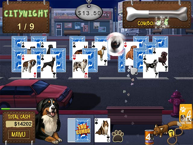 Best in Show Solitaire screenshot 1