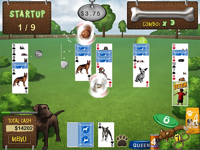 Best in Show Solitaire screenshot 2