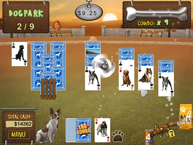 Best in Show Solitaire screenshot 3