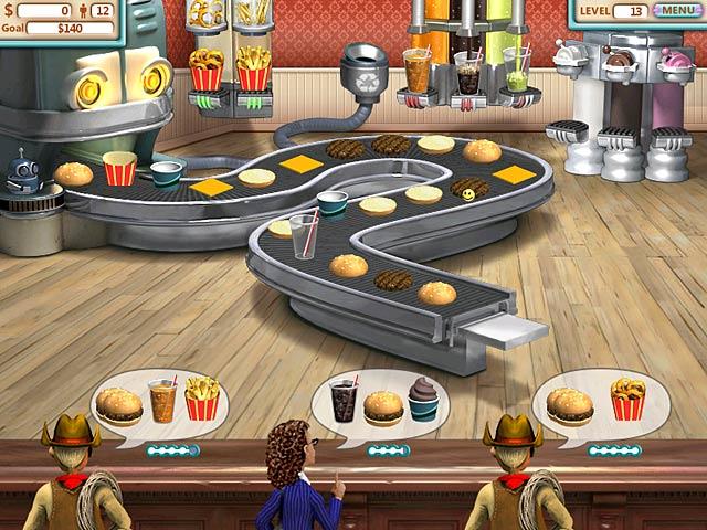 لعبة Burger Shop كاملة للتحميل