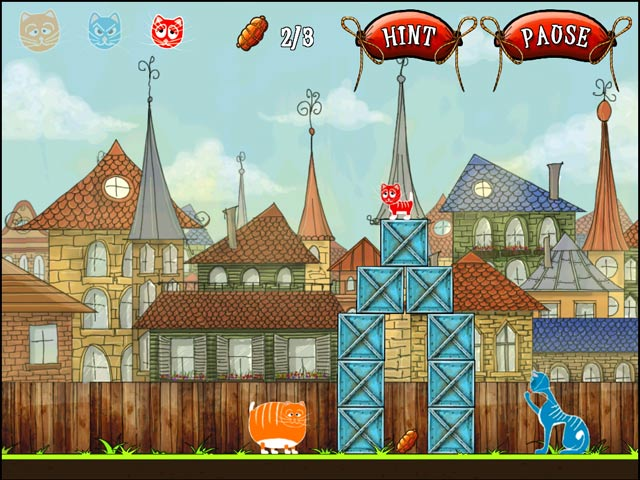 Cats Inc - Mac game free download Screenshot 1