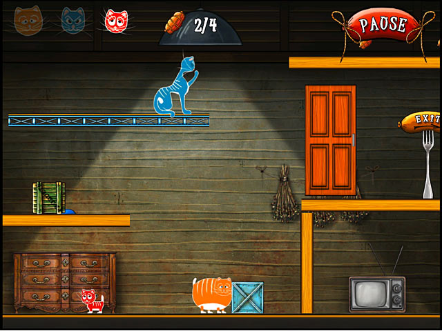 Cats Inc - Mac game free download Screenshot 2