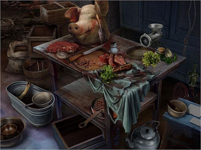 Dark Dimensions: City of Fog - PC game free download Screenshot 2