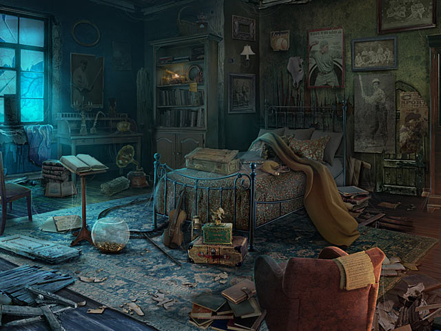 Dark Dimensions: City of Fog - PC game free download Screenshot 3