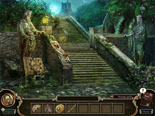 Dark Parables: Curse of the Briar Rose - Mac game free download Screenshot 1