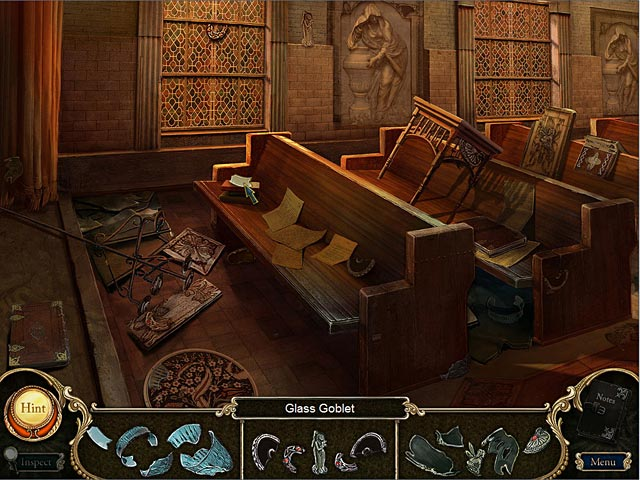 Dark Parables: Curse of the Briar Rose - Mac game free download Screenshot 3