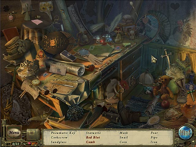 Dark Tales: Edgar Allan Poe's The Premature Burial Collector's Edition screenshot 3