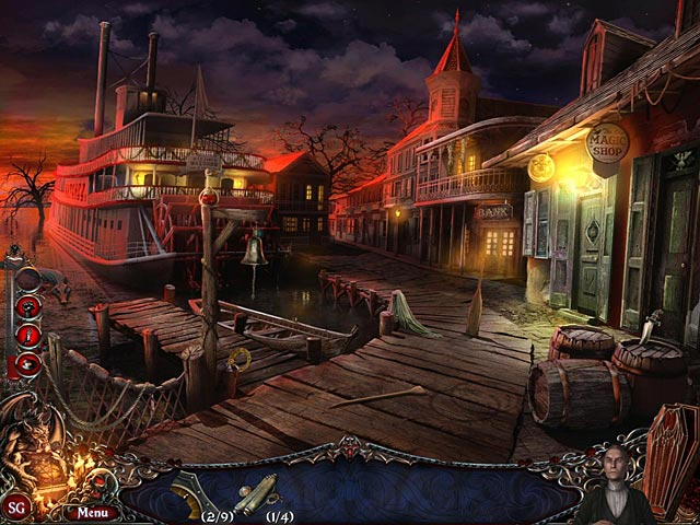 Dracula: Love Kills - PC game free download Screenshot 1