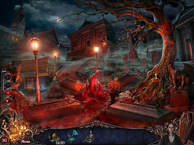 Dracula: Love Kills - PC game free download Screenshot 3