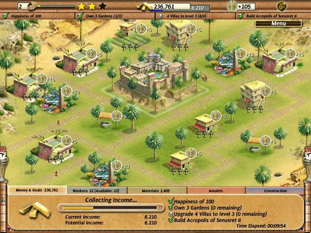 حصريا لعبة Empire Builder Ancient