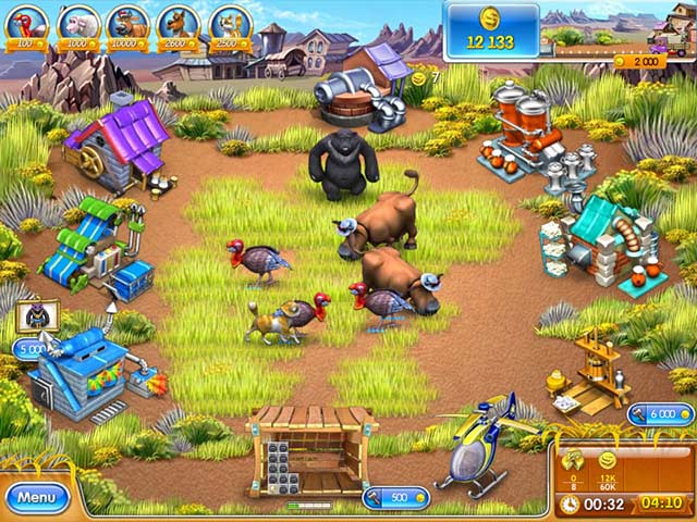 Farm Frenzy 3 - Mac game free download Screenshot 3