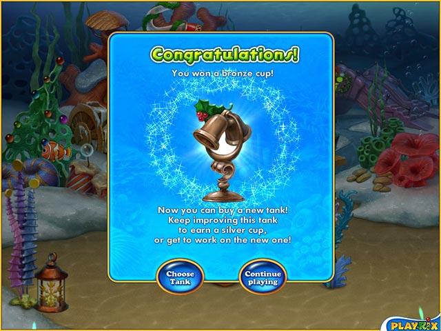 حمل اللعبة الجديدة Fishdom Frosty screen3.jpg