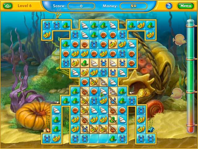 حصريا لعبة Fishdom Harvest Splash screen1.jpg