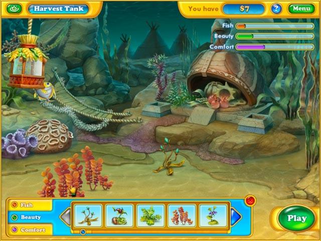 حصريا لعبة Fishdom Harvest Splash screen2.jpg