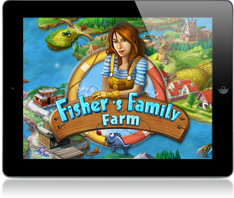 Fisher's Family Farm HD for iPad Now Available