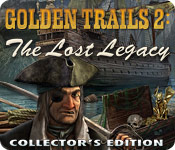 Golden Trails 2: The Lost Legacy Collector's Edition feature