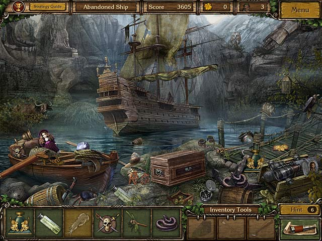 Golden Trails 2: The Lost Legacy Collector's Edition - Mac game free download Screenshot 1