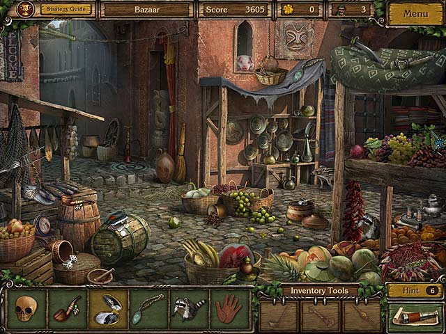 Golden Trails 2: The Lost Legacy Collector's Edition - Mac game free download Screenshot 2