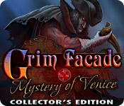 Grim Facade: Mystery of Venice Collector's Edition - Free Download Mac Game