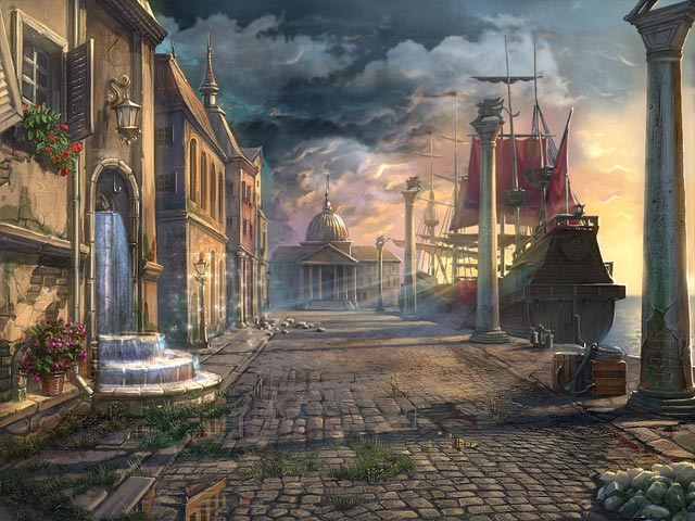 Grim Facade: Mystery of Venice Collector's Edition - Free Download Mac Game Screenshot 1