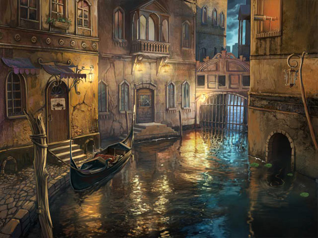Grim Facade: Mystery of Venice Collector&rsquo;s Edition - PC game free download Screenshot 2