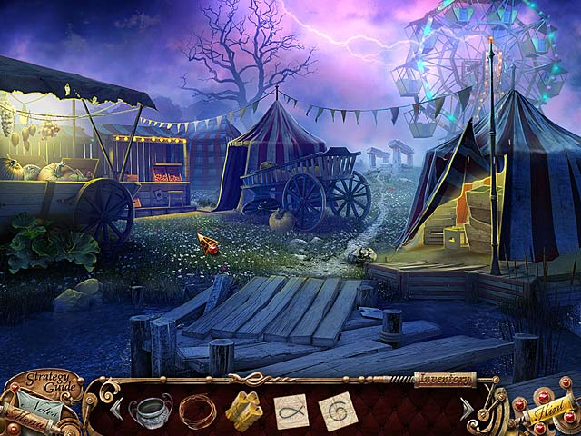 Guardians of Beyond: Witchville Collector's Edition screen 1