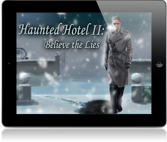 Haunted Hotel II: Believe the Lies HD for iPad