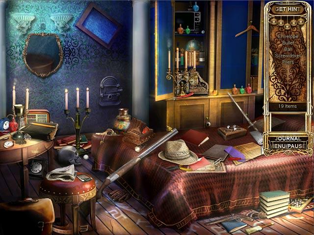 Haunted Hotel II: Believe the Lies for iPad and iPhone Screenshot 1