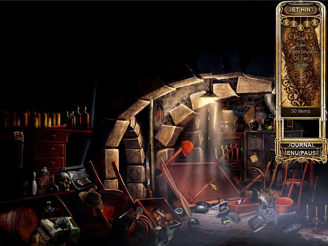 Haunted Hotel II: Believe the Lies for iPad and iPhone Screenshot 2