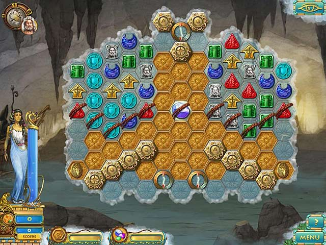 Heroes of Hellas 3: Athens screenshot 2