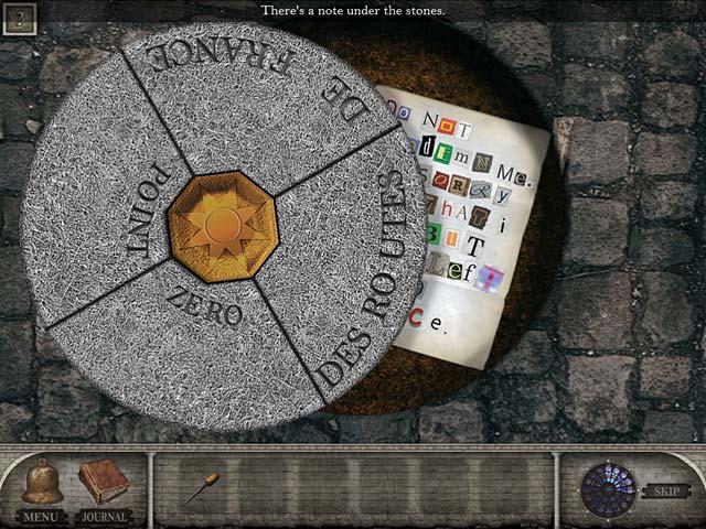 Hidden Mysteries: Notre Dame - Secrets of Paris - Mac game free download Screenshot 1