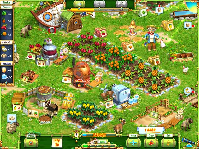 Hobby Farm - Full Mac Game hochladen 1