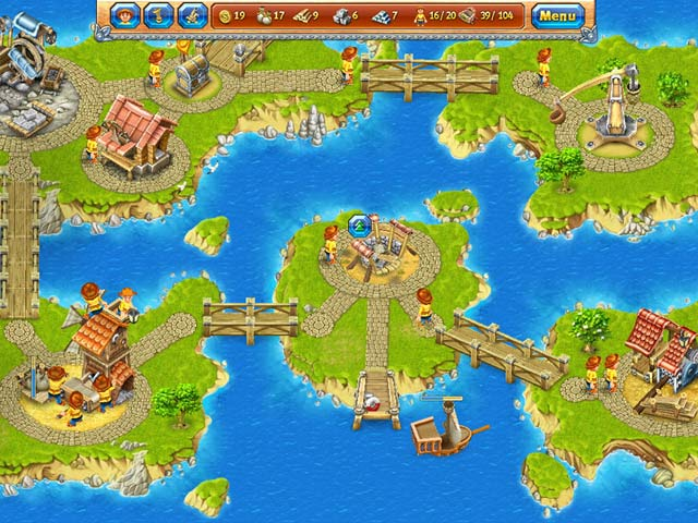 ����� ���� Island Realms �����